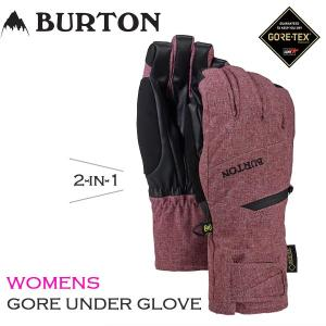 スノーボード グローブ 18-19 BURTON バートン WOMENS GORE UNDER GLOVE ウーマンズ ゴアアンダーグローブ あすつく|move