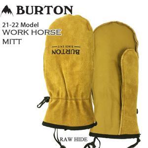 スノーボード グローブ 17-18 BURTON バートンWORK HORSE LEATHER MITT|move