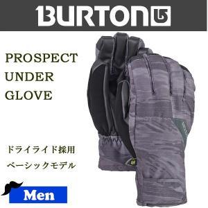 スノーボード グローブ 17-18 BURTON バートンPROSPECT UNDER GLOVE|move
