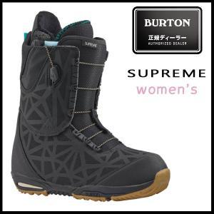 スノーボード ブーツ 靴 レディース 17-18 BURTON【バートン】SUPREME move