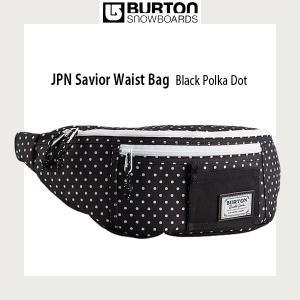 Burton 【バートン】JPN SAVIOR WAIST BLACK POLKA DOT バックパック|move