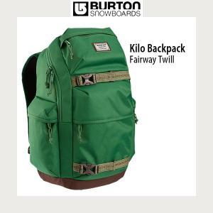 Burton 【バートン】KILO PACK FAIRWAY TWILL バックパック|move