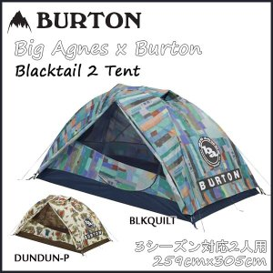 テント キャンプ フェス 18ss BURTON バートン BLACKTAIL 2|move