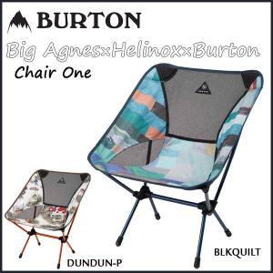 イス チェア キャンプ 18ss BURTON バートン CHAIR ONE move