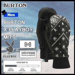 スノーボード グローブ メンズ 16-17 BURTON バートン BURTON X PLAYBOY MITT MENS 16-17BURTON_gl|move