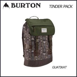 BURTON バートン TINDER PACK カラー GUATIKAT PRT バックパック リュック|move