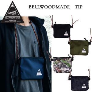 サコッシュ バッグ ポーチ BELLWOODMADE ベルウッドメイド TIP|move