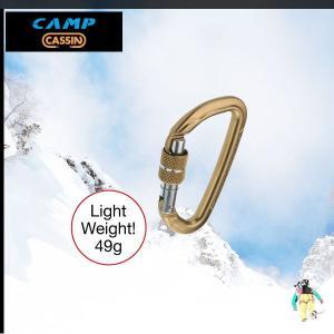 CAMP オービットロック ブロンズ カンプ カラビナ P10 last_od ラスト1品のみ|move