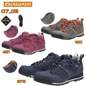 Caravan(キャラバン) 登山靴 C7_03 P|move