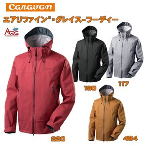 Caravan(キャラバン) エアリファイン・グレイス_フーディー|move