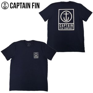 CAPTAIN FIN キャプテンフィン BOXED OUT2 SS TEE Tシャツ あすつく move