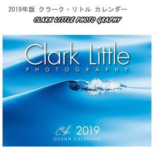 2019年版 クラーク・リトル カレンダー 日本語版 CLARK LITTLE PHOTO GRAPHY あすつく|move