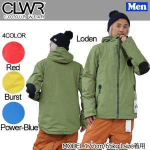 15-16 COLOUR WEAR CLWR カラーウエア Solid Jacket メンズ ジャケット|move