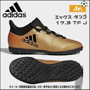 ジュニア サッカートレーニングシューズ アディダス adidas エックス タンゴ 17.3 TF J|move