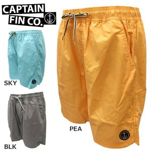18 CAPTAIN FIN(キャプテンフィン) LOUNGE LIZARD WALKSHORT 17inch ハーフパンツ|move