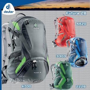 ドイター リュック デイパックザック バックパック 登山 登山用 ドイター DEUTER フューチュラ 28 D34214 (sale15) move