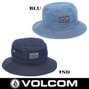 帽子 ハット VOLCOM ボルコム CLUB DESTROY BACKET HAT move