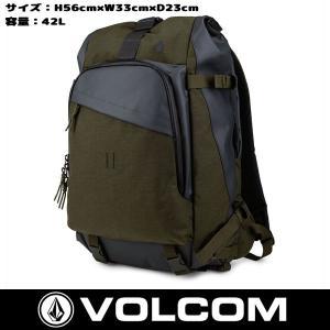 バッグ リュック ウエットバッグ VOLCOM ボルコム MOD TECH SURF BAG|move