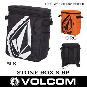 バックパック スモール VOLCOM ボルコム STONE BOX S BP 18SS|move