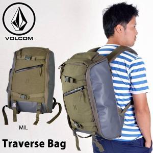 デイバッグ バックパック VOLCOM Traverse Bag|move