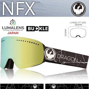 スノーボード ゴーグル 17-18 DRAGON【ドラゴン】NFX JOSSIWELLS LL J.GOLD ION|move