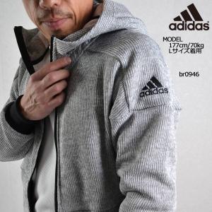メンズ スポーツカジュアルミックス アディダス adidas ID クォーターニット フルジップパーカー sp-swt|move