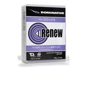 DOMINATOR Renew 100g (RNPC) ドミネーター スノーワックス last_sb ラスト1品|move
