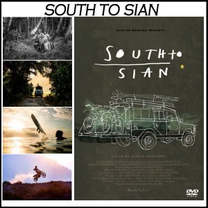 A# SURF DVD SOUTH TO SIAN(サウス・トゥ・シアン) Deus Surf ハリソン・ローチ move