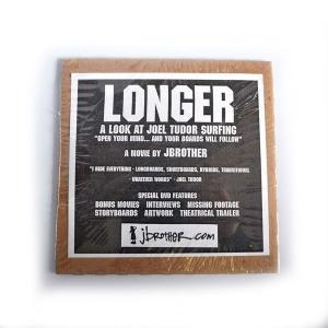 サーフィンDVD LONGER DVD ロンガー JOEL TUDOR NEWパッケージ仕様 S-0 move