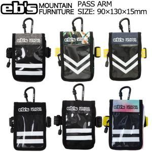 スノーボード パスケース eb's エビス PASS-ARM パス・アーム|move