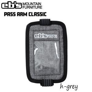 スノーボード パスケース eb's エビス PASS-ARM CLASSIC パス・アーム・クラシック|move