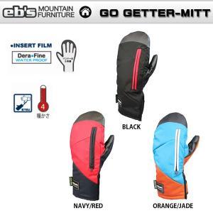 スノーボード グローブeb's エビス ゴーゲッターミット|move