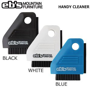 スノーボード ハンディクリーナー eb's(エビス) ハンディクリーナー 雪落とし スノー|move