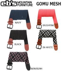 スノーボード ベルト eb's エビス GOMU MESH ゴム・メッシュ|move