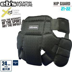 スノーボード プロテクター EBS エビス HIP GUARD ヒップガード|move