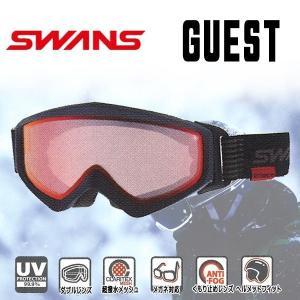 スノーボード ゴーグル 16-17 SWANS(スワンズ) ELECTRICAL GUEST-LCD マットブラック/LCDピンク≪16-17SWANS_gg≫|move