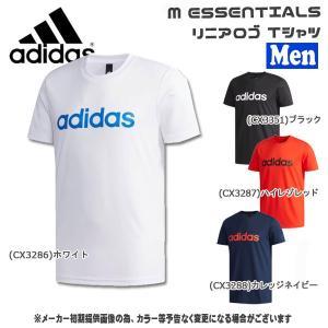 adidas(アディダス) M ESSENTIALS リニアロゴ Tシャツ|move