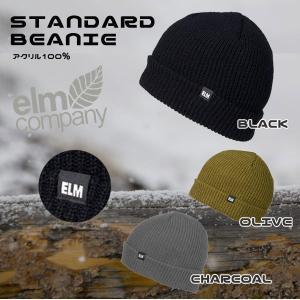ニット帽 ビーニー ELM STANDARD BEANIE|move