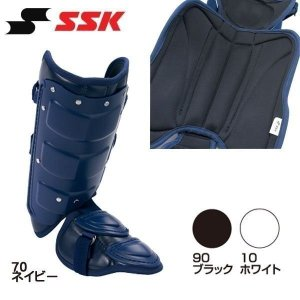 野球 SSK エスエスケイ 一般用 打者用 防具 フットガード 右打者用|move