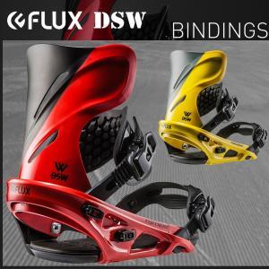 スノーボード バインディング ビンディング 17-18 FLUX フラックス DSW BLACK/RED|move