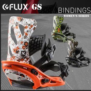 スノーボード バインディング ビンディング 17-18 FLUX フラックス GS|move