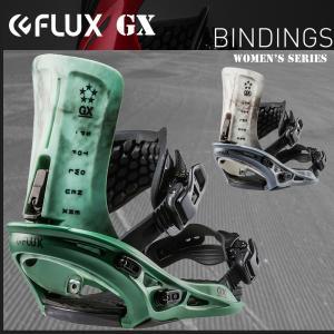 スノーボード バインディング 17-18 FLUX【フラックス】GX|move