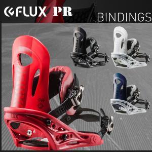 スノーボード バインディング ビンディング 17-18 FLUX フラックス PR|move