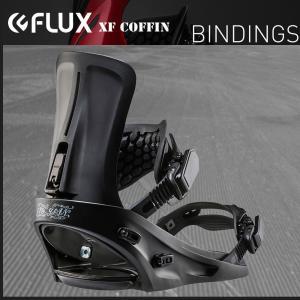 スノーボード バインディング 17-18 FLUX【フラックス】XF COFFIN|move