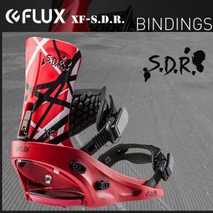 スノーボード バインディング ビンディング 17-18 FLUX フラックス XF S.D.R.|move
