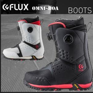 スノーボード ブーツ 靴 FLUX BOOTS【フラックスブーツ】OMNI-BOA|move