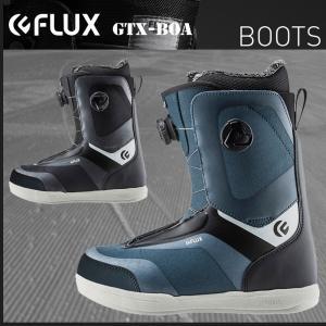 スノーボード ブーツ 靴 FLUX BOOTS【フラックスブーツ】GTX-BOA|move