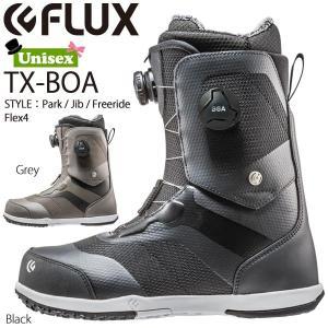 スノーボード ブーツ 靴 ボア 18/19 FLUX BOOTS フラックス TX-BOA ティーエックスボア move