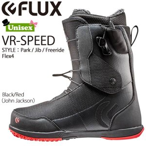 日本正規代理店商品 スノーボード ブーツ 靴 18/19 FLUX BOOTS フラックス VR-SPEED ブイアールスピード JHON JACKSON