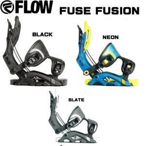 スノーボード バインディング ビンディング 18/19 FLOW フロー FUSE FUSION フューズ move